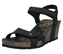 Sandale 'Julia' schwarz