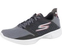 'Go Walk 4' Sneakers Low schwarz