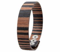 Armband 's1113' braun