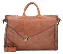 Aktentasche 'Carry Over ' cognac
