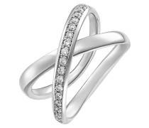Ring silber
