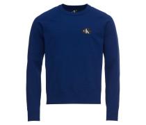 Pullover 'monogram Chest Logo Nylon Sweater'