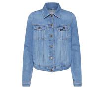 Jeansjacke 'Rider Jacket' blue denim