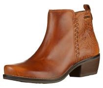 Ankle Boot cognac