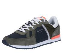 Sneaker 'Tinker' dunkelblau / khaki