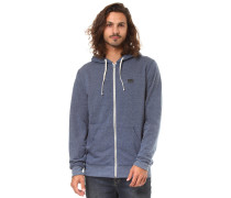 'All Day' Kapuzenjacke blau