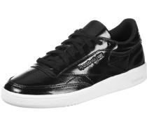 Sneaker 'club Patent' schwarz