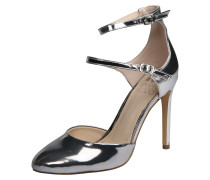 High-Heel silber