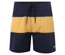 Badeshorts 'retro Paneled 17'''