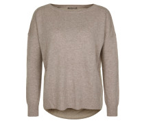 Pullover 'jolina' taupe