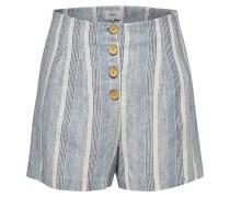 Shorts blau / dunkelblau / weiß