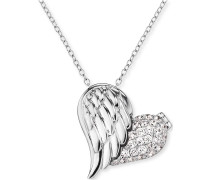 Kette 'ern-Withlove-02-Zi' silber