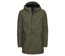 Mantel 'onsAKELLO Rain Jacket' oliv