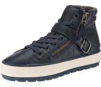 Sneakers High 'filo' dunkelblau / weiß