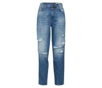 Jeans 'alys' 084Ze blau
