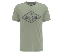 Shirt 'Alex C' basaltgrau