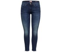 Jeans 'Kendell Reg Ankle' dunkelblau