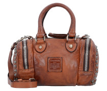Bauletto Mini Bag Handtasche Leder 22 cm