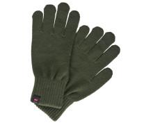 Handschuhe grasgrün