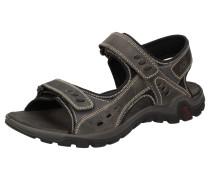 Sandale 'Upendaro-700' dunkelgrau