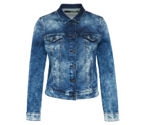 Jeansjacke 'Charlize' blue denim