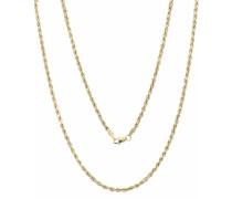 Goldkette 'Kordelkette' gold