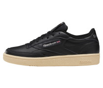 Sneaker 'club C 85 Shoes' schwarz