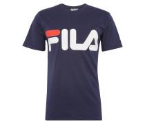 T-Shirt 'Classic Logo Tee' dunkelblau