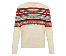 Pullover 'onsrammer' offwhite