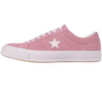 Sneaker 'One Star OX' hellpink / weiß