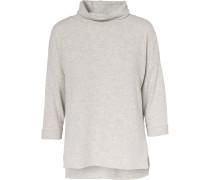 Pullover weißmeliert