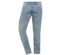 5-Pocket-Jeans 'Taifun' hellblau