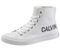 Sneaker 'Lacopo' schwarz / weiß