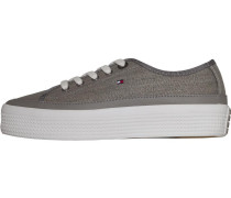 Sneaker 'sand' hellgrau