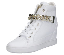 Sneaker 'flipper' weiß