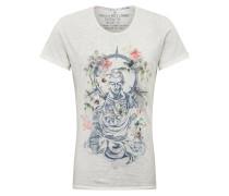 T-Shirt 'MT Buddha v-neck'