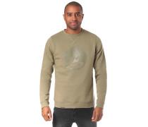 Milo Logo Sweatshirt khaki