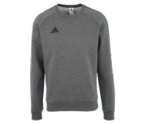 Sweatshirt 'core18 Top' grau