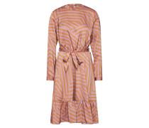Kleid 'Tessa' orange / rosa