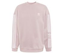 Sweatshirt 'lock UP Crew' flieder