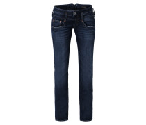 'Pitch' Straight-fit-Jeans dunkelblau