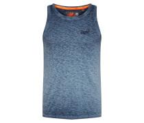 Shirt 'Low Roller Vest' navy
