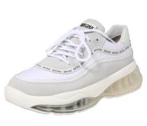Sneaker 'Bubbly' weiß