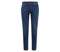 Jeans 'Daren Button Fly' blue denim