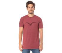 T-Shirt 'Mowe Tonal' himbeer