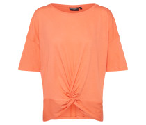 Tshirt 'dominique' pfirsich