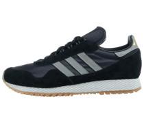 New York Sneaker schwarz