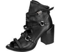 Sandaletten schwarz