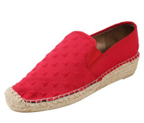 Espadrilles 'corporate' rot