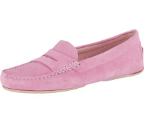 Loafers pink
